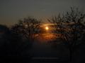 SPU_7453 w západ slunce u Čoudků